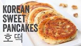 Korean Sweet Pancakes (Hodduk) Recipe Season 4, Ep. 10