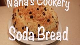 Nana's Cookery Soda Bread