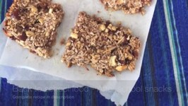 Back to School Recipes - After School Snack Bar