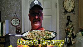 Sapo's Creamy Étouffée d'écrevisses - Crawfish Étouffée