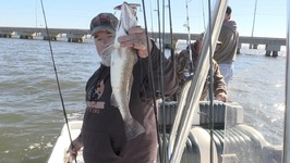 Fishing Lake Pontchartrain - Speckled Trout Recipe