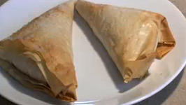 Greek Spinach And Cheese Turnovers