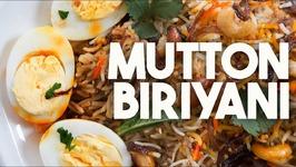 Mutton BIRIYANI-Lamb BIRIYANI - Easy Meat Recipe