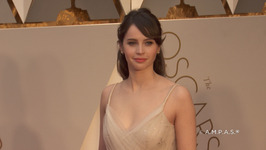 Felicity Jones reportedly engaged to director beau Charles Guard