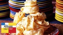 Manicotti au miel et aux noix