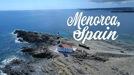 Boats, Drones, and Leprosy in Menorca - Spain Travel Vlog