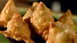 Tandoori Paneer Samosa  Homemade Samosa