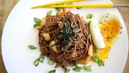 Kimchi Noodles - Korean Soba Kimchi Recipe Bibimguksu