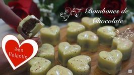 Bombones De Chocolate Caseros  Bombones Para San Valentin  Bombones Caseros  Bombones Chocolate