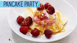 Classic Crepe And Pancake Recipes