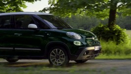 The new Fiat 500L Mode Selector