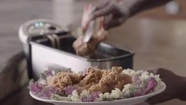 Louisiana Southern Fried Chicken