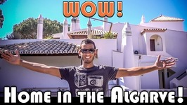 AT HOME IN THE ALGARVE - FAMILY VLOGGERS DAILY VLOG