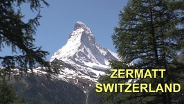 Zermatt town, Switzerland