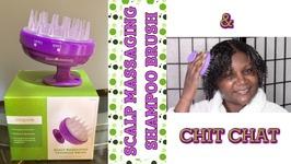 New Shampoo Brush, Chit Chat And EcoStyler Gel Winner