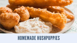 How To Make Homemade Hushpuppies