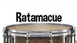 O que é e como tocar o rudimento Ratamacue na bateria