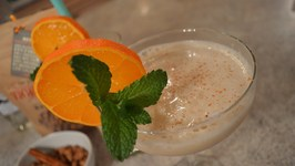 Coconut Tiger Nut Hard Horchata