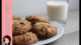 Recette Des Cookies Aux Pépites De Chocolat