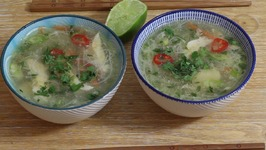 The Recipe Show by Rattan Direct - Asian Chicken Noodle Soup