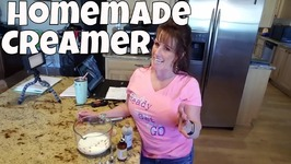 How To Make Flavored Creamer