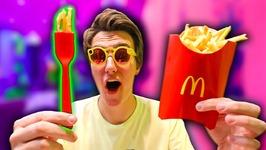 McDonalds Made a Smart Fork