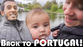 WE'RE GOING BACK TO PORTUGAL - FAMILY VLOGGERS DAILY VLOG