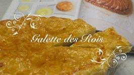 Galette Des Rois  Pastel De Reyes  Receta Para El Dia De Reyes
