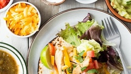 Chicken Fajitas - Quick Weeknight Meals