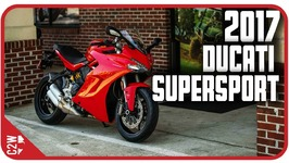 2017 Ducati Supersport - First Ride