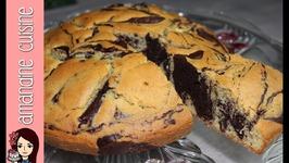 Recette du Gâteau Marbré au chocolat