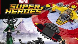 LEGO Thor Ragnarok Set Images Extended First Look - Analysis