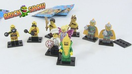 LEGO Mystery Minifigure Pack Opening - Series 17