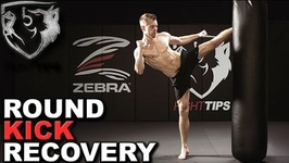 3 Ways to Recover After Missing a Roundhouse Kick
