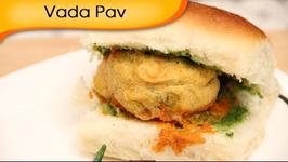 Vada Pav  Mumbai's Best Fast Food  Recipe by Ruchi Bharani