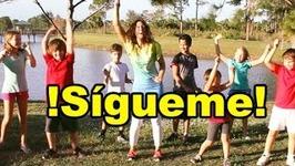 Sígueme - Canción Para Niños - Ejercicio Canción