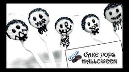 Cake Pops Halloween  Cake Pops De Oreo Faciles De Hacer