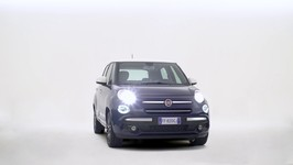 The new Fiat 500L with Apple CarPlay