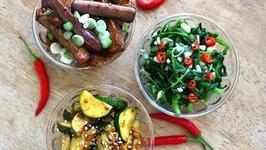 3 Korean Banchan Side Dishes - Easy Korean Recipes