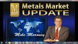 Monex Metals Market Update Week of March 27th 2017