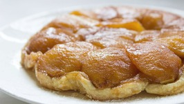 Apple Tarte Tatin- French Caramel Apple Tart