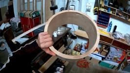 Caixas de bateria artesanais - Stave Drums