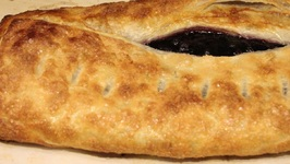 Blueberry  Simple Blueberry Puff Pastry