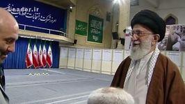 Supreme Leader Ayatollah Khamenei Casts Ballot in Iranian Presidential Election