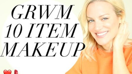 GRWM 10 Products Only - The Must Have's For Easy Everyday Makeup