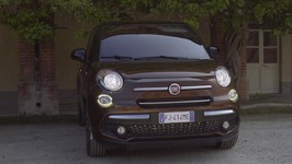 The new Fiat 500L Safety