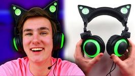 Headphones For Your Cat