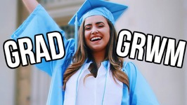 Get Ready With Me - College Graduation