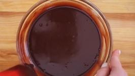 Chocolate Ganache Fudge Sauce