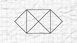 Euler Paths - Drawing Shapes Without Lifting Your Pencil